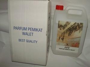 PARFUM PEMIKAT WALET III