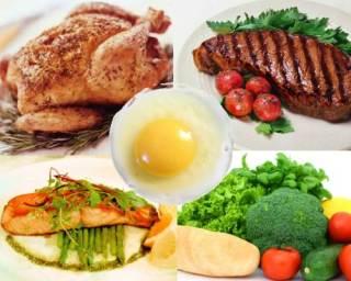 makanan kaya protein