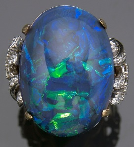 Black-Opal-and-Diamond-Ring
