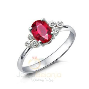 cincin-maryam-batu-ruby
