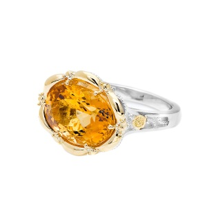 Tacori-Citrine-Ring