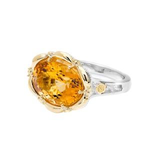 Tacori-Citrine-Ring