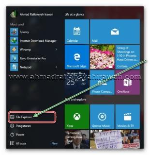 Cara Untuk Defrag Di komputer Windows 10
