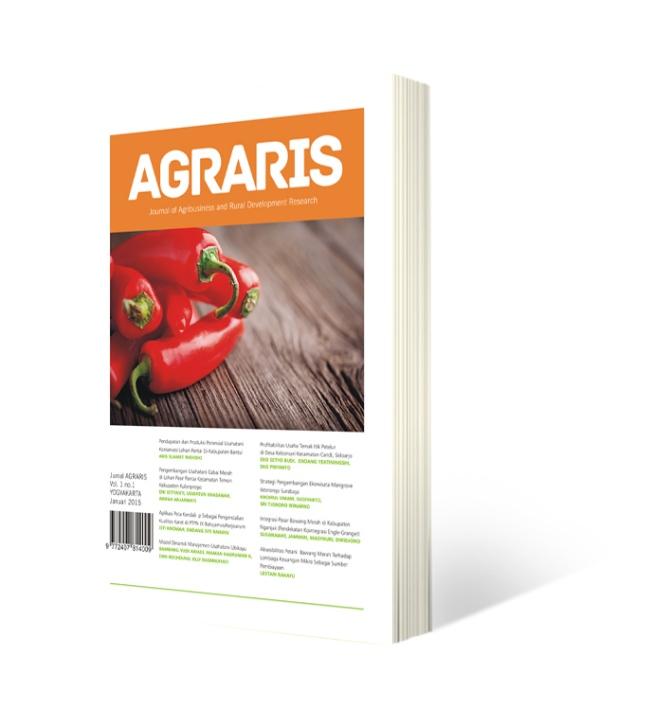 Daftar Jurnal Nasional dan Internasional di Bidang Agribisnis dan Ekonomi Pertanian