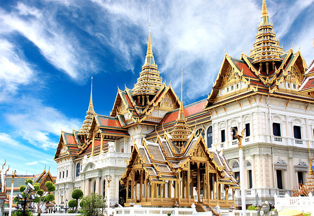 Why is Thailand the most visited country in the world?